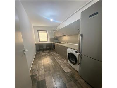Apartament cu 2 camere si curte proprie mobilat si utilat in Giroc