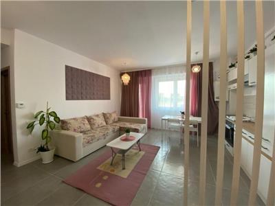 Apartament 2 camere bloc nou 50 mp terasa 12 mp si loc de parcare inclus in pret